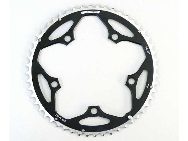 FSA Pro Road - Platos - N10 negro/Plateado